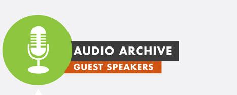 Audio Archive - Pastor Kent